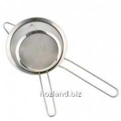 Сито кухонное нержавейка d 18см