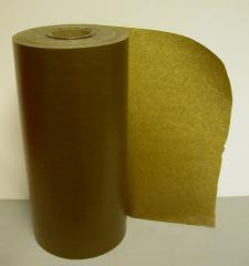 The waxed paper