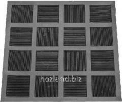 Коврик бытовой резиновый К-3 (500х500мм)