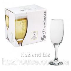 Бокалы для шампанского флют 6шт Bistro...