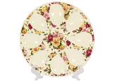 IT051 Подставка для яиц (19,5*19,5*1,7) Розы