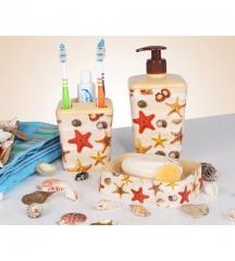 Набор аксессуаров для ванной комнаты Elif