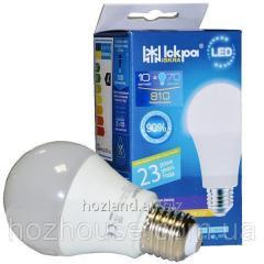 Лампа LED А60 15w Econom 4000k Искра