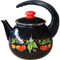"""Чайник эмаль """"Черная вишня"""" 2.5л"""