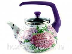 Чайник эмалированный 2,2 л серия