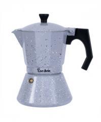 Гейзерная кофеварка Con Brio CB-6709