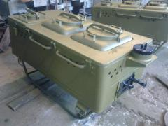 Field kitchen kp-75