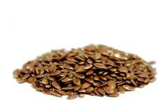 Лен семена, Коричневый, золотой