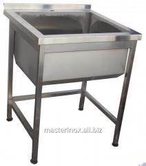 Мойки производственные, ванны, столы-мойки по