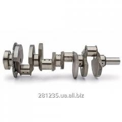 Crankshaft JCB, Hitachi 4HK1 8980292700 Isuzu
