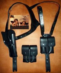 Holster for the TT gun (Tokarev)