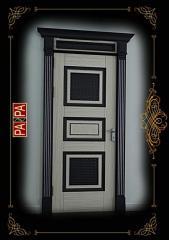 Межкомнатная дверь коллекция Богемия Арт. Б01