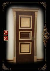 Межкомнатная дверь коллекция Богемия Арт. Б02