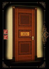 Межкомнатная дверь коллекция Богемия Арт. Б04