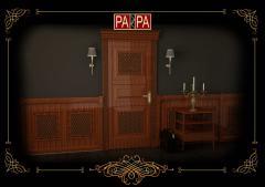 Межкомнатная дверь коллекция Богемия Арт. Б08