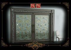 Межкомнатная дверь коллекция Белый Шоколад, Арт. БШ04
