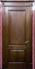 Деревянные двери под лак