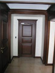 Деревянная дверь под лак Арт. Л14