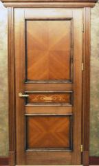 Дверь с маркетри 2