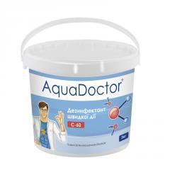 Хлор для бассейна  AquaDoctor C-60 (C-60T) ...