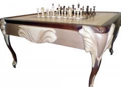 Шахматный стол Гетьман Скоропадский