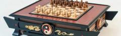 Шахматная доска Самурай