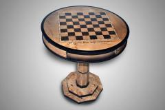Шахматный стол Виктория