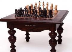 Шахматный стол Оплот
