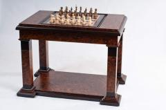 Шахматный стол Наполеон