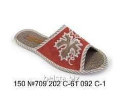 Женские тапочки 150/709 С-61