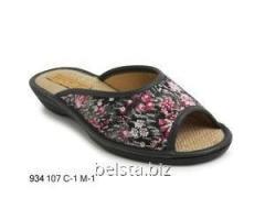 Zapatillas de mujer con 934-1