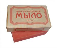 Soap chip natural
