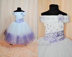 Dresses are children's, for girls till 5