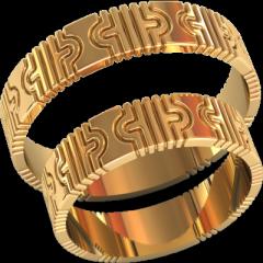 Кольца обручальной группы