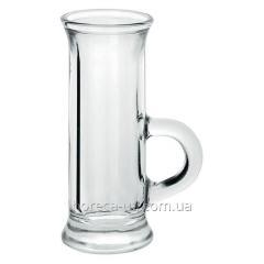 Glass shot with the handle 45 mL Borgonovo Polo