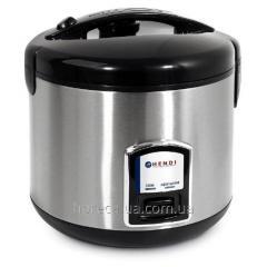 Rice cooker/steamer 1.8 l 240410 Hendi