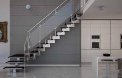 Лестница Г- образная Арт 004