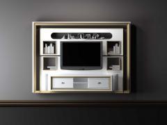 Полка подвесная под ТВ панель арт. GR-141