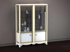 Витрина 2-х дверная 1600 x 500 x 2200 арт. GR-147