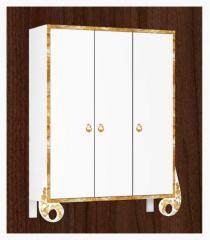 Шкаф 3-х дверный CR-106