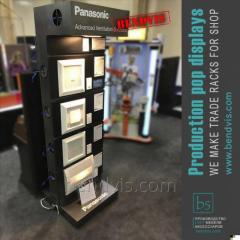 Stellages commercial Panasonic