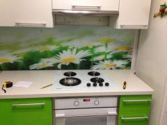 Кухонный фартук Ромашка
