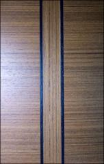 Шпон Продольная вставка и 2 полоски по 5 мм Арт. 015