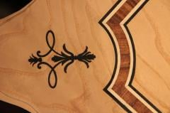 Tops 3 Marquetry