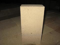 Brick fire-resistant ShA-5 from a warehouse in