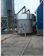 Зерновые сушилки на соломе и биоотходах