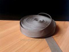 Webbing belt polyamide 25 mm, breaking load: 5200
