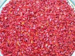 The paprika is dried, to wholesale in Zaporizhia,