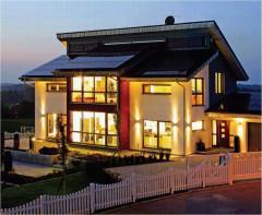 Дома каркасные жилые - строительство под ключ