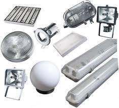 Светильники, Светильники для наружного освещения,